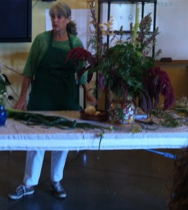 "Deborah Madison at Slow Food Santa Fe ""A Conversation with Deborah Madison:"